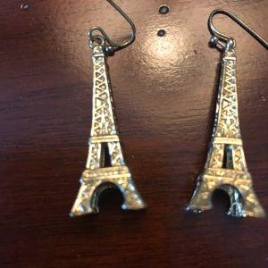 Kate Spade Eiffel Tower Earrings